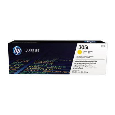 HP CE412L toner