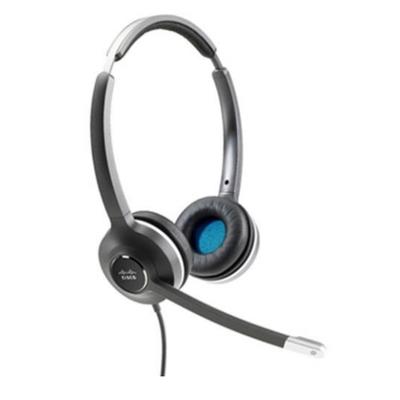 Cisco 532 Headset - Zwart,Grijs