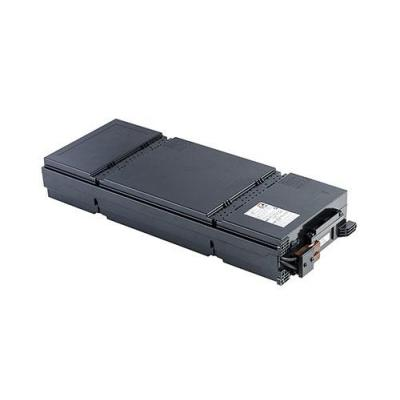 Apc UPS batterij: Replacement battery cartridge,VRLA, 0 - 40°C, 0 - 95%, 0 - 3000m, RoHS, Black, 15.29kg - Zwart