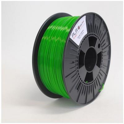 Builder 3D printing material: PLA, Dark Green, 1.75mm, 1 kg - Groen