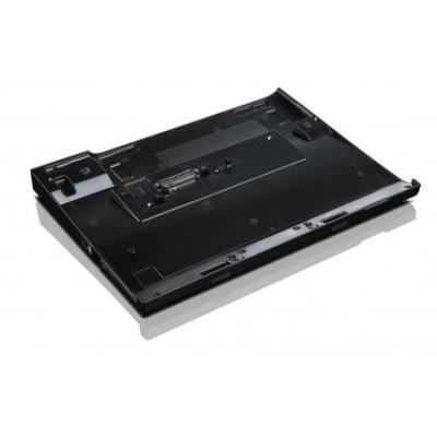 Lenovo docking station: ThinkPad UltraBase Series 3 - Zwart