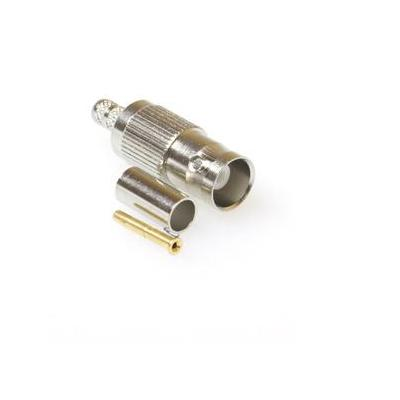 Intronics RG 58 female Crimp Connector Coaxconnector