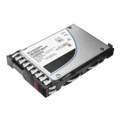 Hewlett Packard Enterprise 875330-B21 SSD - Aluminium, Zwart