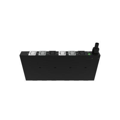 Hewlett Packard Enterprise G2 Basic Modular 3Ph 22kVA/60309 5-Wire 32A/230V Outlets (6) .....