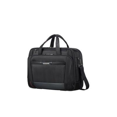 Samsonite laptoptas: PRO-DLX 5 - Zwart