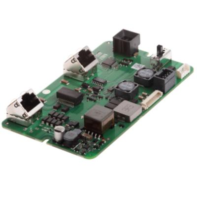 Axis Printed Circuit Board Assembly Beveiliging - Zwart,Groen,Zilver