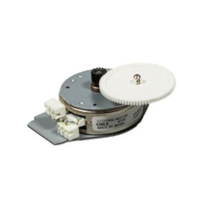 OKI LF Motor assy Printing equipment spare part - Metallic, Wit