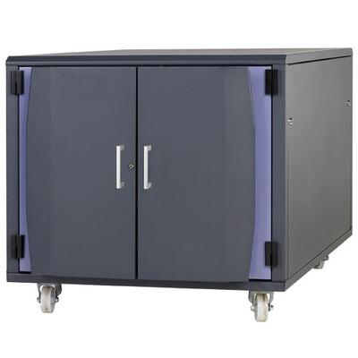 Black Box 1.75kW, 620 x 825 mm, 133000 g Rack - Zwart