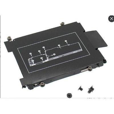 CoreParts Hdd caddy f/HP Elitebook 725 G3, 745 G3, 820 G3, 840 G3, 850 G3 etc Laptop accessoire - Zwart