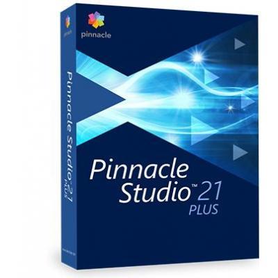 Pinnacle grafische software: Pinnacle, Studio 21 Plus
