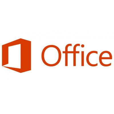 Microsoft software suite: Office Professional 2019