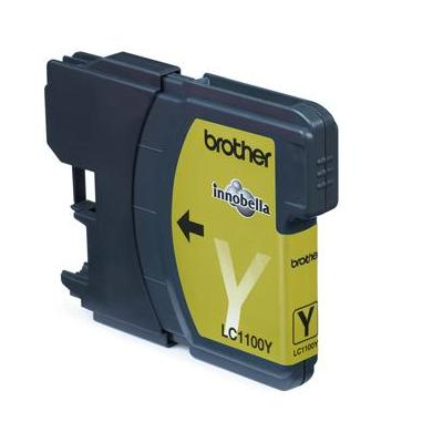 Brother LC-1100Y inktcartridge