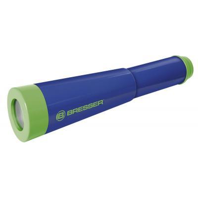 Bresser optics verrekijker: Junior 8x32 - Blauw, Groen