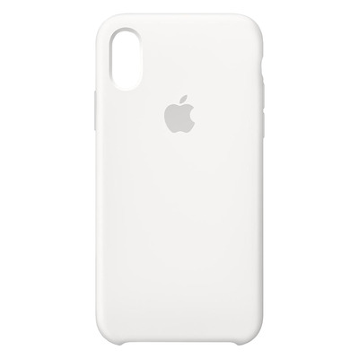 Apple Siliconenhoesje voor iPhone XS - Wit mobile phone case