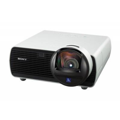 Sony beamer: VPL-SX125 3LCD XGA 2500ALum 3800:1 - Grijs