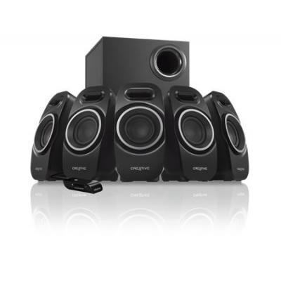 Creative labs luidspreker set: A550 - Zwart