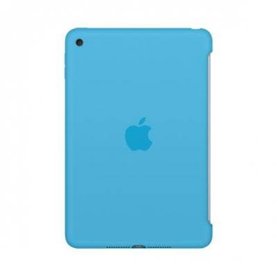 Apple tablet case: Siliconenhoes voor iPad mini 4 - Blauw