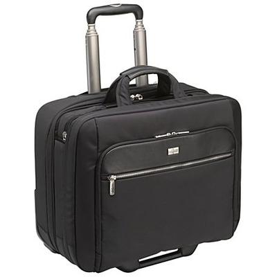 """Case Logic 17"""" Security Laptop Case Laptoptas - Zwart"""