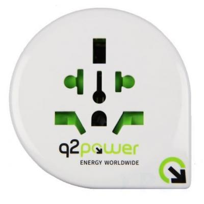 Q2-power Reisadapter