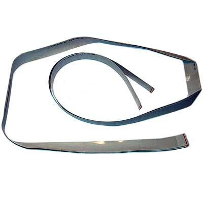 Hp kabel: Carriage assembly trailing cable - Two ribbon cables bundled together - 1.8m (6.0ft) long - From carriage .....