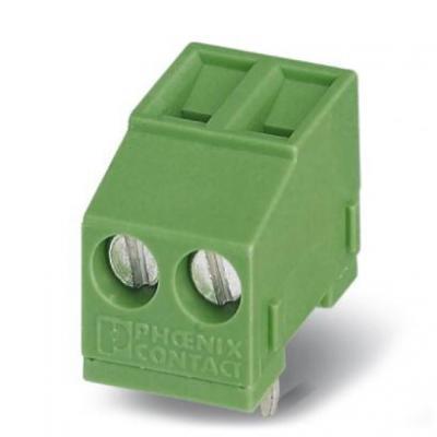 Phoenix elektrische aansluitklem: MKDSFW 1,5/ 2 - Groen