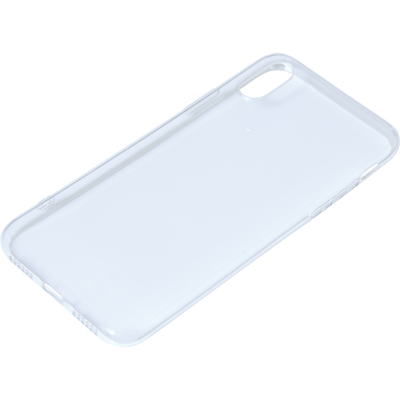 Sandberg Cover iPhone X/XS soft Clear Mobile phone case - Transparant