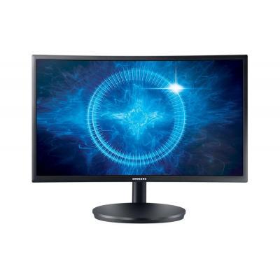 Samsung monitor: C24FG70FQU - Zwart (Refurbished LG)