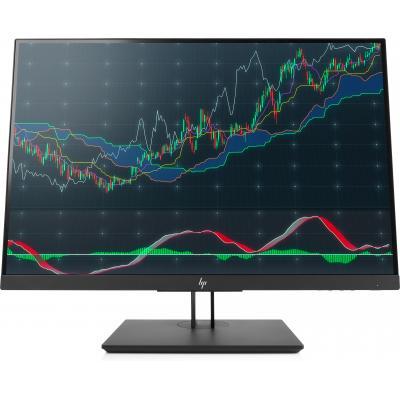 HP Z24n G2 monitor - Zwart