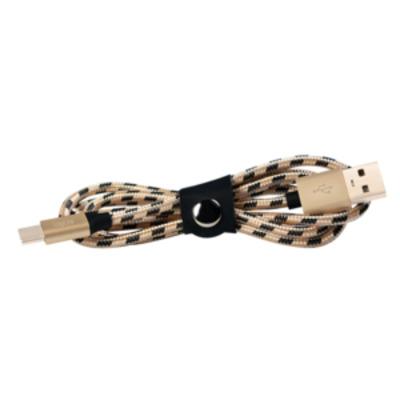 LogiLink CU0135 USB kabel - Koper, Zwart