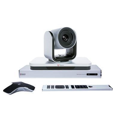 POLY RealPresence Group 500 Videoconferentie systeem - Grijs, Zilver