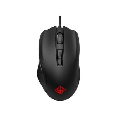 HP OMEN Mouse 400 Muis - Zwart