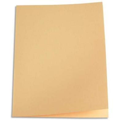 5star map: Paper folders, 180 g/m2, 24 x 32 cm - Beige