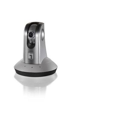 Levelone webcam: FCS-1060, 10/100Mbps P/T IP Network Camera - Zilver