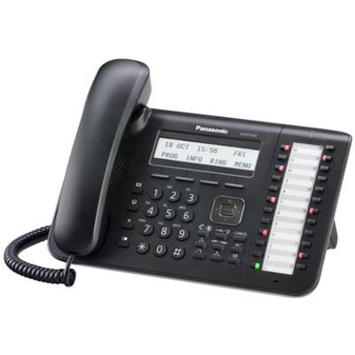 Panasonic KX-DT543 IP telefoon - Zwart