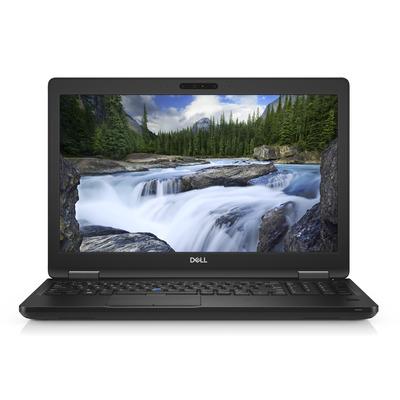 Dell laptop: Latitude 5590 - Zwart