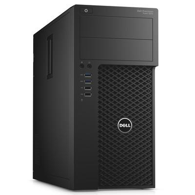 Dell pc: Precision T3620 - Zwart