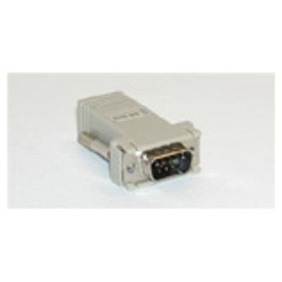 Raritan RJ-45(F) -> DB9(M) adapter Kabel adapter - Grijs
