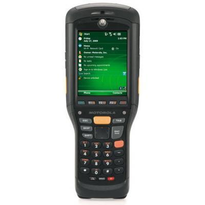 Zebra PDA: MC9590 - Zwart