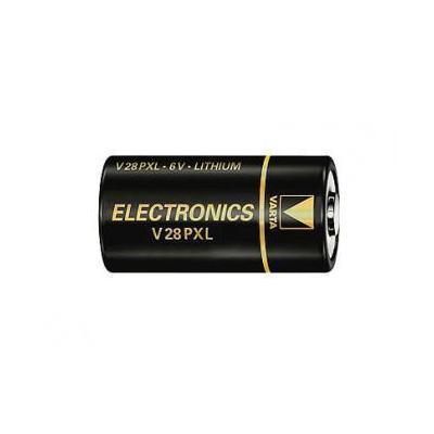 Varta batterij: V 28 PXL - Zwart