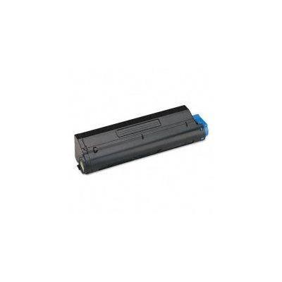 OKI cartridge: Zwart Toner Cartridge voor B4520MFP & 4540MFP