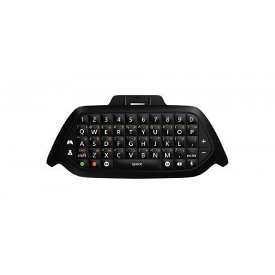 Microsoft spel accessoire: Chatpad - Zwart