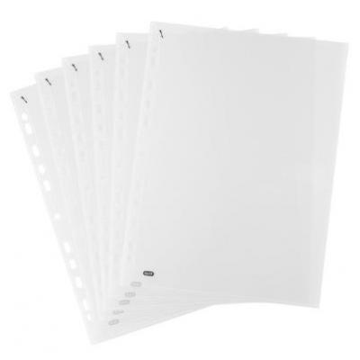 Elba filling pocket: A4, transparente - Transparant