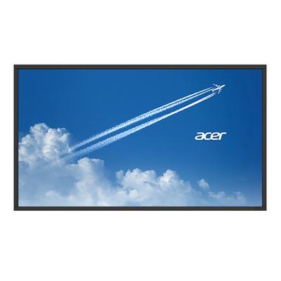 Acer public display: DV553bmidv - Zwart