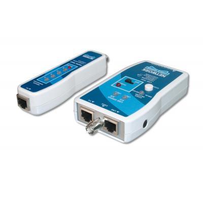 Assmann electronic netwerkkabel tester: ACT-LAN-CT - Wit