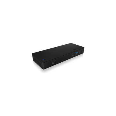 ICY BOX IB-DK2512-TB3 Docking station
