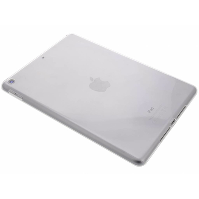 CP-CASES Softcase Backcover iPad (2017) / (2018) - Transparant / Transparent Tablet case