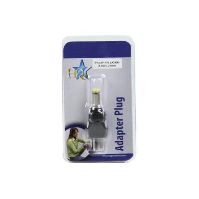 Hq kabel adapter: 24V, DC, 4x1.7mm, Zwart