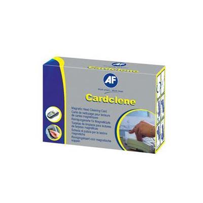 Af reinigingstape: Cardclene - Wit