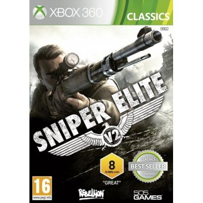 505 games game: Sniper Elite 2 (Classics)  Xbox 360