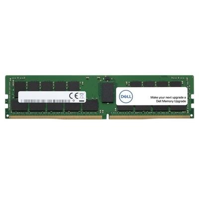 Dell RAM-geheugen: 32 GB gecertificeerde, geheugenmodule — 2Rx4 DDR4 RDIMM 2400MHz - Groen